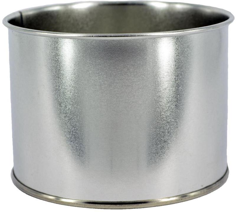 Sugaring ProБанка для разогрева воска, жестяная, 400 мл Sugaring Pro