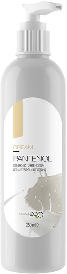 Sugaring Pro Сливки после депиляции для восстановления кожи с пантенолом, 250 мл00000006293Сливки после депиляции и шугаринга. Уменьшают раздражение, оказывают успокаивающее и смягчающее действие. Пантенол способствует быстрому заживлению и восстановлению кожи.