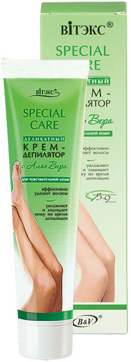 Витэкс Деликатный Крем-Депилятор с Алоэ Вера для чувствительной кожи, 120 млV-158Крем мягкого действия разработан с учетом особенностей чувствительной кожи. Содержит гельАлоэ Вера, который увлажняет и защищает от раздражений во время действия крема,успокаивает и восстанавливает кожу.Уже через 5-6* минут после нанесения крема Вы будете иметь потрясающе гладкую кожу.Уважаемые клиенты! Обращаем ваше внимание на то, что упаковка может иметь несколько видов дизайна.Поставка осуществляется в зависимости от наличия на складе.