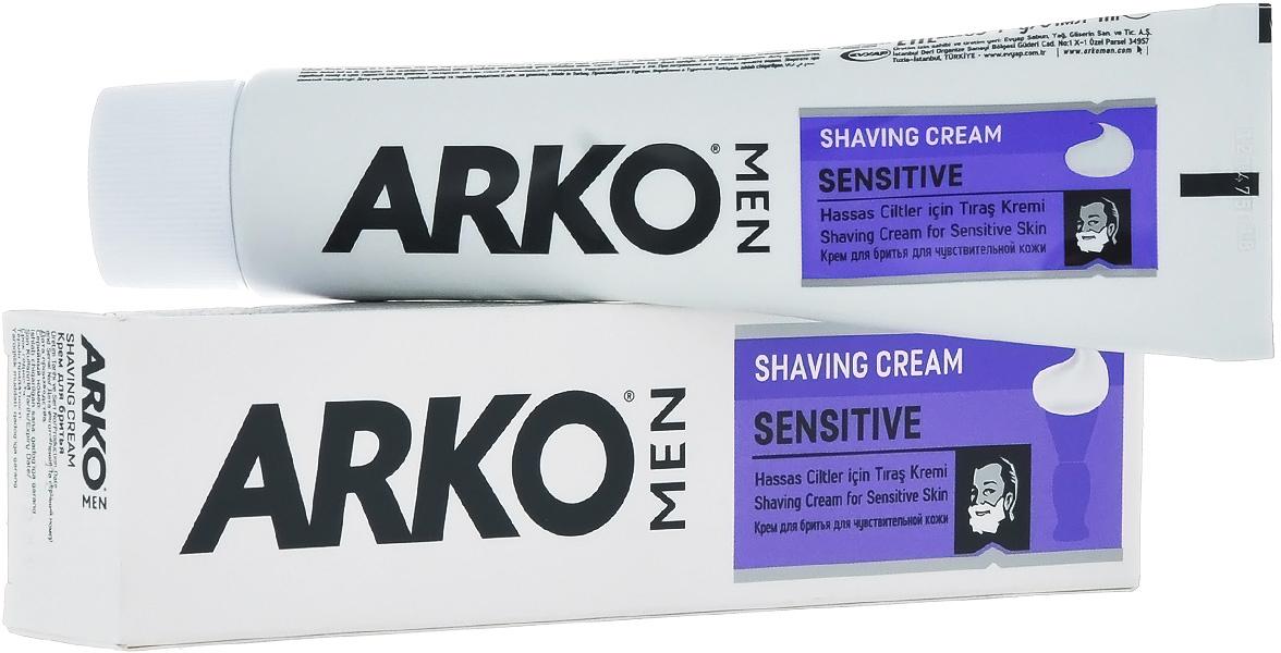 Arko MENКрем для бритья Sensitive 65г Arko