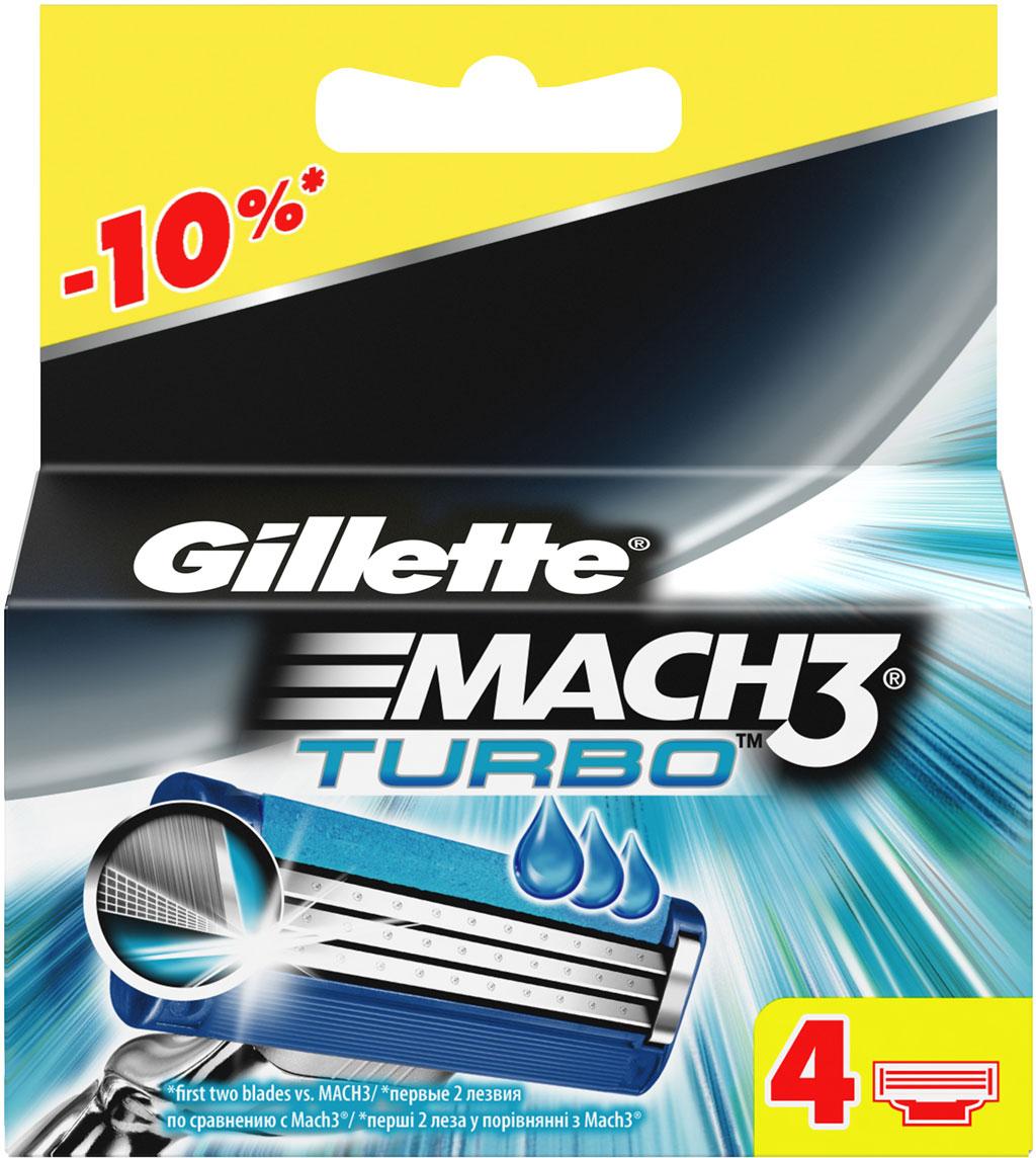 Gillette Сменные кассеты