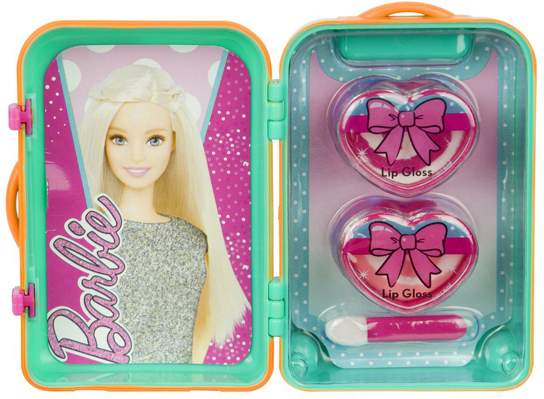 Markwins Игровой набор детской декоративной косметики Barbie 9600251