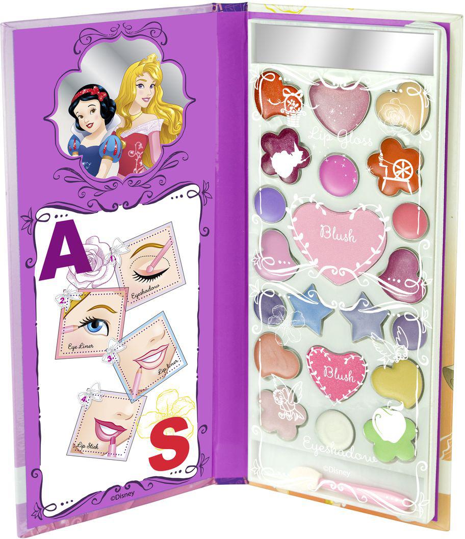 Markwins Игровой набор детской декоративной косметики Princess 9603851