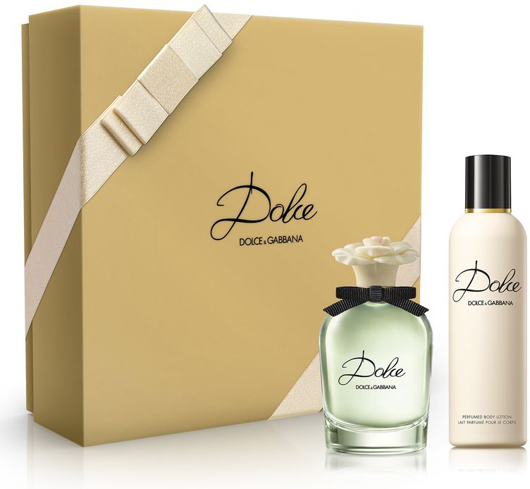Dolce&Gabbana Парфюмерный набор  Dolce : парфюмерная вода 50 мл, лосьон для тела 100 мл - Наборы
