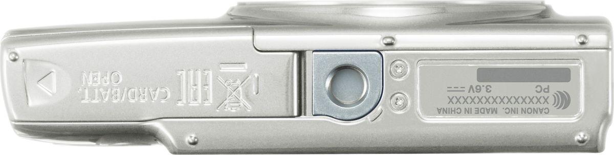 Canon IXUS 190, Silverкомпактная фотокамера