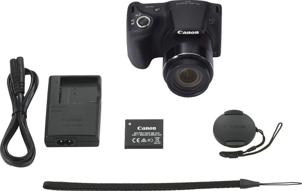 Canon PowerShot SX430 IS, Blackкомпактная фотокамера Canon