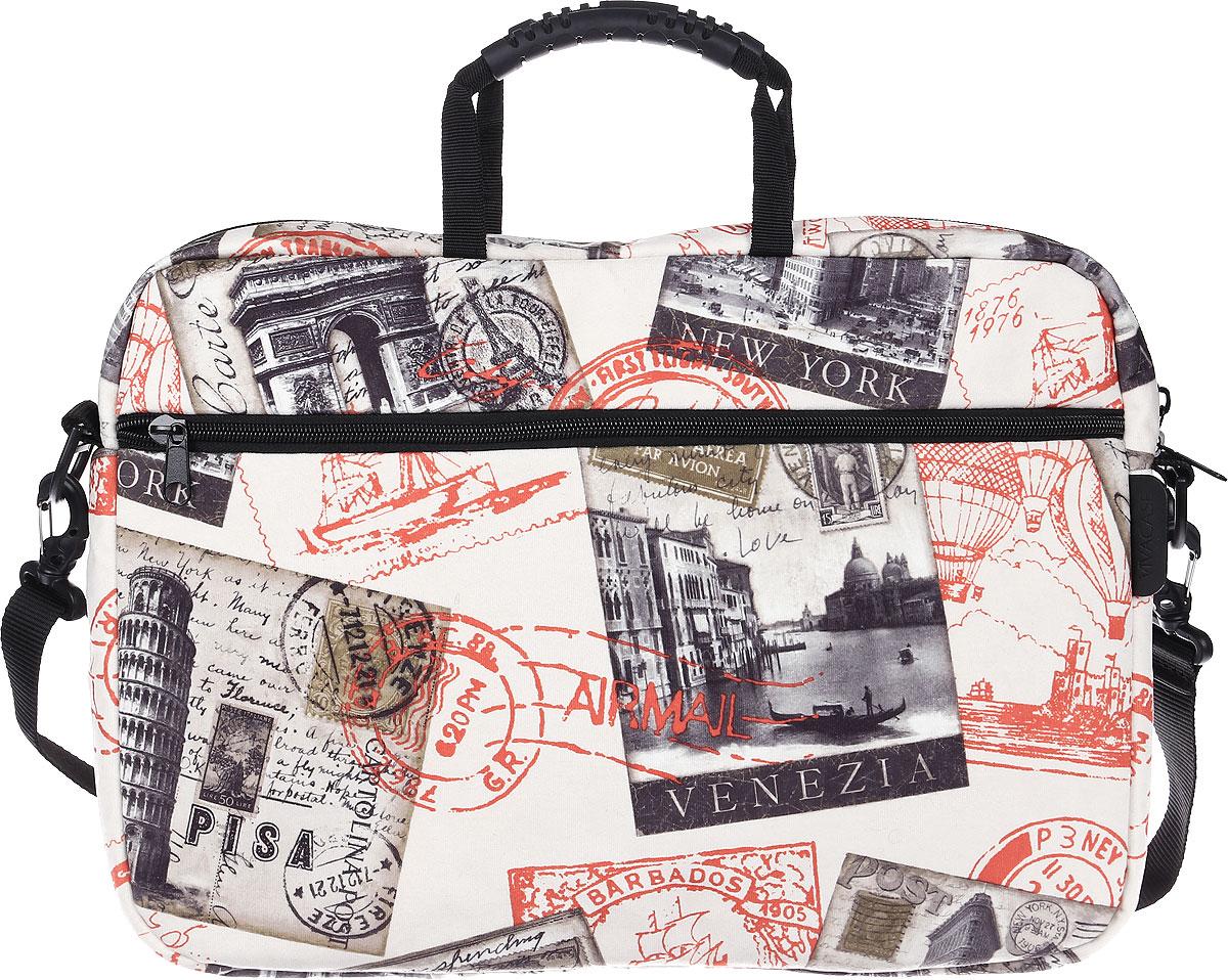 Vivacase Voyage, Beige сумка для ноутбука 15,6