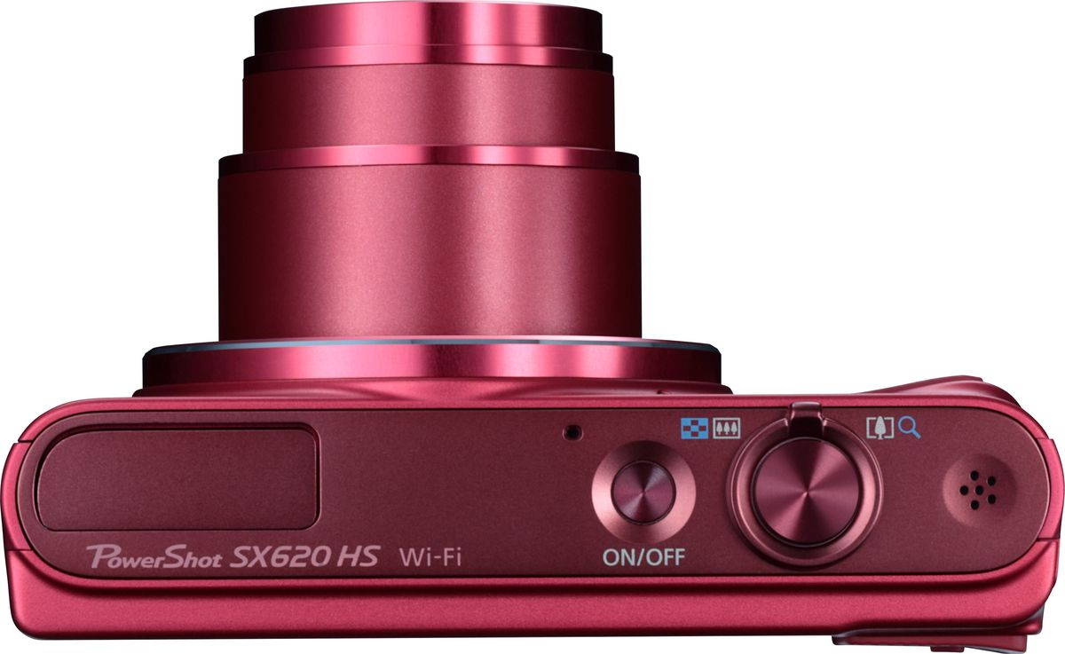 Canon PowerShot SX620 HS, Redкомпактная фотокамера Canon