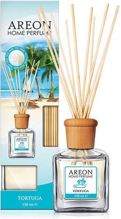 Ароматизатор интерьерный Areon Тортуга, 85 мл704-PS-07Ароматизатор наполнит ваш дом свежими запахами. Вставьте палочки в ароматизатор - и волшебные ароматы распространяться по всему помещению. Товар сертифицирован.
