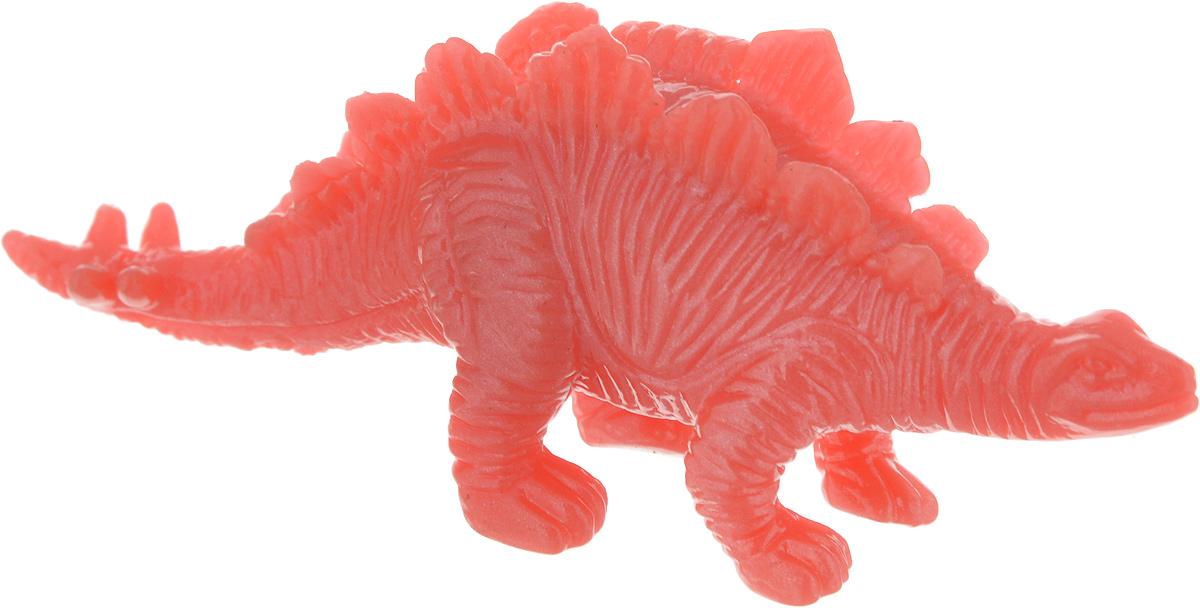 Город игр Тянучка Динозавр цвет коралловый вид 3