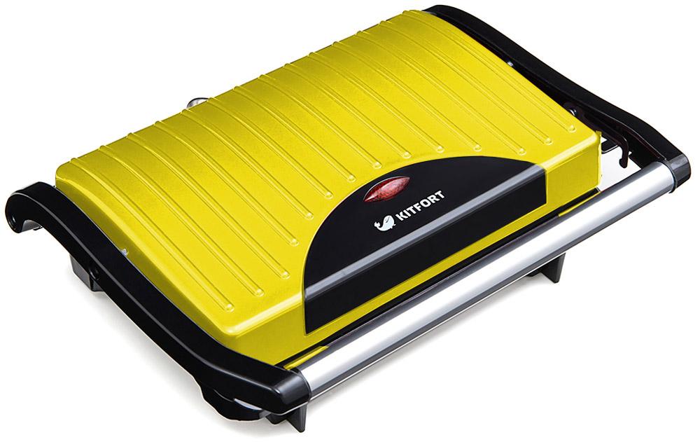 Kitfort Panini Maker КТ-1609-2 бутербродница - Бутербродницы