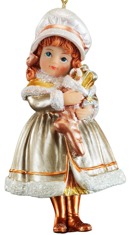 Украшение для интерьера новогоднее Erich Krause Праздничные забавы. Девочка с подарком, 11 см43881_девочка, подарокУкрашения рождественской тематики в ретро-стиле впервые были представлены нами в 2011 году и сразу метнулись на первые строчки рейтинга. Проверенное годами, это направление не теряет своей актуальности. В Европе это также очень популярное направление. Новогодние украшения всегда несут в себе волшебство и красоту праздника. Создайте в своем доме атмосферу тепла, веселья и радости, украшая его всей семьей.