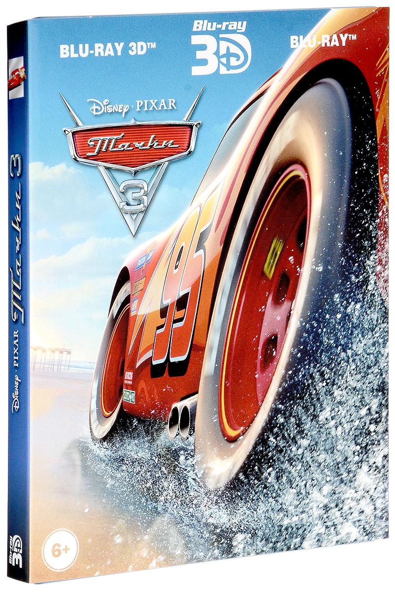 Zakazat.ru Тачки 3 3D и 2D (3 Blu-ray)