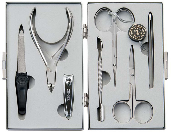 Zinger Маникюрный набор zo-66543-S маникюрные наборы balvi маникюрный набор l hedoniste
