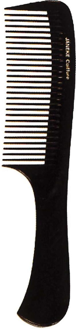 Janeke Расческа для волос. 57825553556Марка Janeke – мировой лидер по производству расчесок, щеток, маникюрных принадлежностей, зеркал и косметичек. Марка Janeke, основанная в 1830 году, вот уже почти 180 лет поддерживает непревзойденное качество своей продукции, сочетая новейшие технологии с традициями ста- рых миланских мастеров. Все изделия на 80% производятся вручную, а инновационные технологии и современные материалы делают продукцию марки поистине уникальной. Стильный и эргономичный дизайн, яркие цветовые решения – все это приносит истин- ное удовольствие от использования аксессуаров Janeke. Аксессуары для ухода за волосами из Профессиональной линии Janeke использу- ются в салонах красоты по всему миру.Расчески и щетки Профессиональной линии изготовлены из современных высококачественных материалов, а благодаря эргономичному дизайну аксессуары Janeke были высоко оценены ведущими мировыми специалистами по уходу за волосами. Теперь аксессуары этой линии доступны и для использования дома.