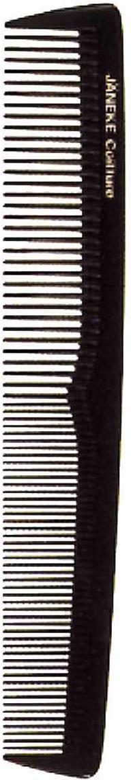 Janeke Расческа для волос. 57804558670Марка Janeke – мировой лидер по производству расчесок, щеток, маникюрных принадлежностей, зеркал и косметичек. Марка Janeke, основанная в 1830 году, вот уже почти 180 лет поддерживает непревзойденное качество своей продукции, сочетая новейшие технологии с традициями ста- рых миланских мастеров. Все изделия на 80% производятся вручную, а инновационные технологии и современные материалы делают продукцию марки поистине уникальной. Стильный и эргономичный дизайн, яркие цветовые решения – все это приносит истинное удовольствие от использования аксессуаров Janeke. Аксессуары для ухода за волосами из Профессиональной линии Janeke используются в салонах красоты по всему миру.Расчески и щетки Профессиональной линии изготовлены из современных высококачественных материалов, а благодаря эргономичному дизайну аксессуары Janeke были высоко оценены ведущими мировыми специалистами по уходу за волосами. Теперь аксессуары этой линии доступны и для использования дома.