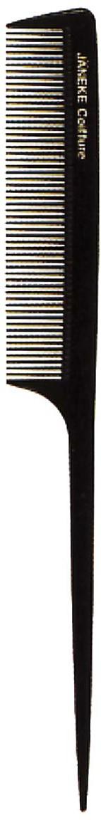 Janeke Расческа для волос. 57820570130Марка Janeke – мировой лидер по производству расчесок, щеток, маникюрных принадлежностей, зеркал и косметичек. Марка Janeke, основанная в 1830 году, вот уже почти 180 лет поддерживает непревзойденное качество своей продукции, сочетая новейшие технологии с традициями ста- рых миланских мастеров. Все изделия на 80% производятся вручную, а инновационные технологии и современные материалы делают продукцию марки поистине уникальной. Стильный и эргономичный дизайн, яркие цветовые решения – все это приносит истин- ное удовольствие от использования аксессуаров Janeke. Аксессуары для ухода за волосами из Профессиональной линии Janeke используются в салонах красоты по всему миру.Расчески и щетки Профессиональной линии изготовлены из современных высококачественных материалов, а благодаря эргономичному дизайну аксессуары Janeke были высоко оценены ведущими мировыми специалистами по уходу за волосами. Теперь аксессуары этой линии доступны и для использования дома.