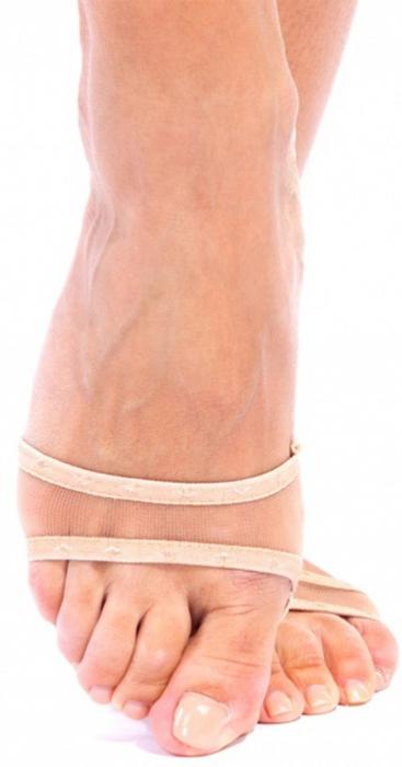 BRADEX Носочки мини с антискользящими подушечками САМУИ