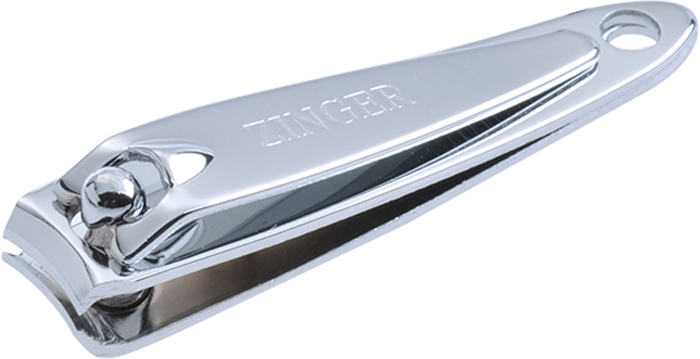 Zinger Клиппер zo-SLN-60225958Книпсер - инструмент для салонного ухода в домашних условиях, позволяет аккуратно и безопасно обрезать ногти, не прибегая к услугам салона.Книпсер срезает ноготь под прямым углом, что исключает излом ногтя и позволяет сделать очень чистый, качественный срез даже твердых ногтей. Для обработки расслаивающихся и ломких ногтей книпсер является самым эффективным и щадящим инструментом.Изготовлен из стали высокого качества, профессионально заточен. Форма аккуратная и эргономичная. Рефление на ручке исключает скольжение книпсера во время обработки ногтей. Цвет - глянцевое серебро.Как ухаживать за ногтями: советы эксперта. Статья OZON Гид