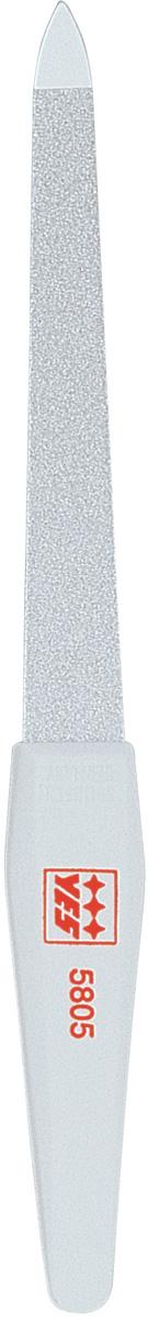 Becker-Manicure YES Пилочка 15см. 9580595805Пилочка для ногтей изготовлена из высокоуглеродистой стали. Пилочка имеет двухстороннее сапфировое напыление: более крупное с одной стороны для формирования формы и мелкое с другой для завершения шлифовки ногтя. Длина пилочки 15 см.Хранить в сухом недоступном для детей месте. Замена изделия не осуществляется в следующих случаях: - Использование не по назначению - Самостоятельный ремонт - Нарушение условий храненияКак ухаживать за ногтями: советы эксперта. Статья OZON Гид