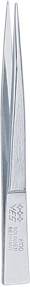 Becker-Manicure YES Пинцет. 9610096100Пинцет имеет острые кончики, что позволяет легко захватывать одиночные волоски, не повреждая кожу. Пинцет изготовлен из высокоуглеродистой стали и предназначен для коррекции бровей, удаления волос и заноз. Длина пинцета 8 см.Хранить в сухом недоступном для детей месте.Срок годности не ограничен.Замена изделия не осуществляется в следующих случаях:- Использование не по назначению- Самостоятельный ремонт- Нарушение условий хранения