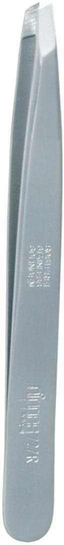 Nippes Пинцет косметический с уклоном, нержавеющий, 9,5 см. 727R пинцеты nippes пинцет косметический остроконечный