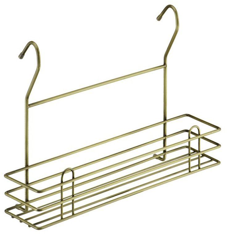 Полка для специй Lemax Тип-II, навесная, на рейлинг, цвет: бронза, 35 х 10,5 х 25 смLE 530 BAПолочка позволяет эффективно использовать пространство на стене, освобождая рабочую поверхность. Узкая полочка идеальна для соусов и специй. Изготовлена из стали, надежно крепится на трубу рейлинга, прослужит долго.