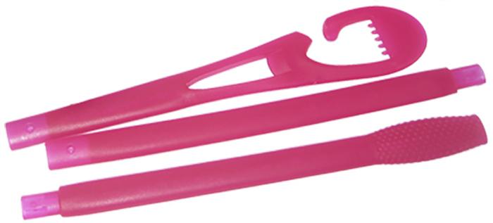 Magic Leverage Крючок тройной широкий для бигуди, 55 смкрштДлина 55