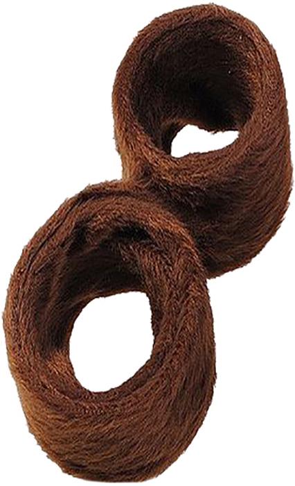Hairagami Заколка Хеагами одинарная, коричневая ez combs заколка изи комбс одинарная цвет коричневый зио сердечки