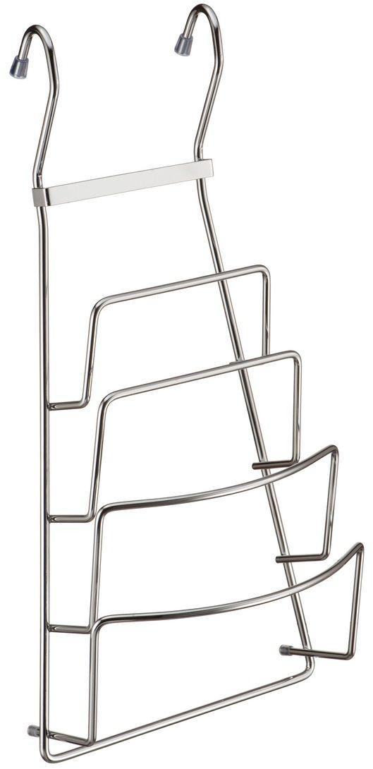 Полка для крышек Lemax, навесная, на рейлинг, цвет: хром, 21,5 х 11,5 х 42 смYJ-G809BНавесная полка Lemax позволяет использовать пространство на стене, освобождая рабочую поверхность. Полка идеально подходит для хранения крышек. Изделие выполнено из нержавеющей стали. Легко и надежно вешается на трубу рейлинга.