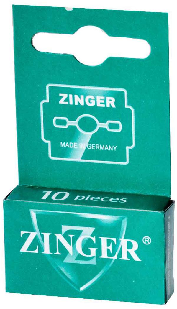 Zinger Лезвия для экстактора зеленые zo-BLADES-10-S, 10 штук35050Комплект лезвий для педикюрного станкаКак ухаживать за ногтями: советы эксперта. Статья OZON Гид