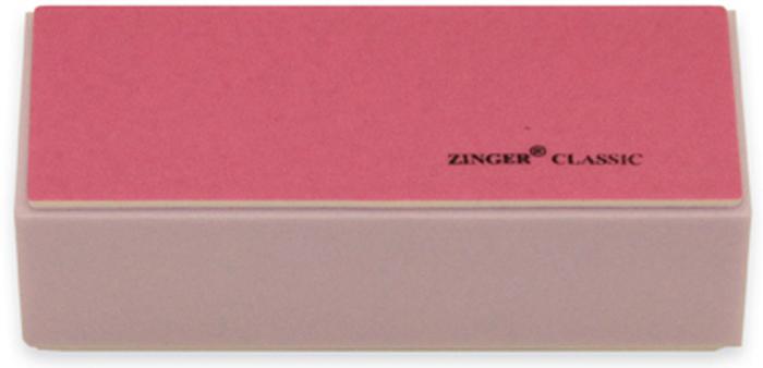 Zinger Полировочный блок zo-BA-210, 240\3000 грит17262Блок для полировки ногтей обеспечивает профессиональную полировку поверхности ногтей. Позволяет создать идеальную форму ногтя и придает зеркальный блеск.Как ухаживать за ногтями: советы эксперта. Статья OZON Гид