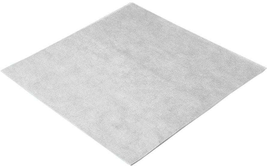 Коврик для солярия 40 х 40 см белый, 100 шт./уп., Чистовье