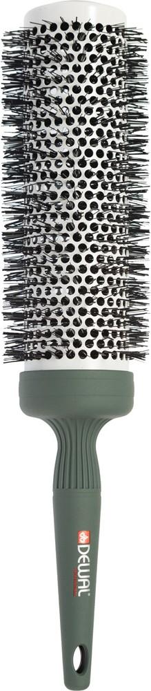 Dewal Термобрашинг Super Long, нейлоновая щетина, 5,3 х 7 смBSL53Термобрашинг SUPER LONG с увеличенной рабочей поверхностьюРазработан специально для средних и длинных волос, увеличенная рабочая поверхность позволяет захватить более широкую прядь, волосы можно высушить в три захватаЛегкий и эргономичный термобрашинг 53 / 70 мм с цельной литой ручкой и щетиной из термостойкого нейлона предназначен для бережной укладки волос- Керамико-турмалиновое покрытие; - Удобно подкручивать и делать всевозможные укладки