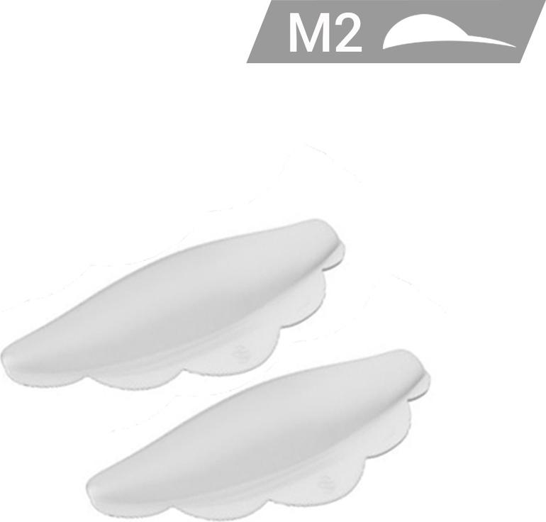 Sexy Lashes Валики силиконовые М2, 1 параSC-000481 пара многоразовых подушечек для биозавивки ресниц размера М2 из 100% медицинского