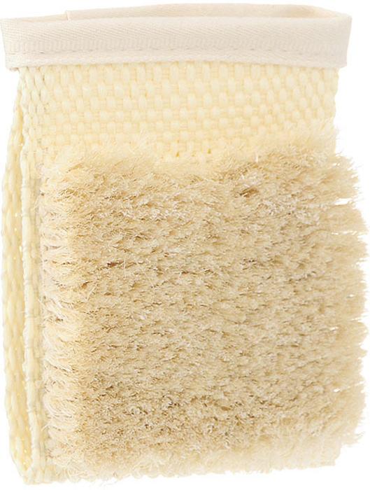 Мочалка-варежка Riffi массажная. 110110Массажная мочалка-варежка Riffi используется для мытья тела, обладает активным антицеллюлитным эффектом, отлично действует как пилинговое средство, тонизируя, массируя и эффективно очищая вашу кожу. Сизалевая щетина увеличивает глубину антицеллюлитного и тонизирующего действия массажа на кожу, подкожный слой и мышцы. Мочалку можно использовать для сухого и влажного массажа. Благодаря отшелушивающему эффекту варежки, кожа освобождается от отмерших клеток, становится гладкой, упругой и свежей. Массаж тела с применением Riffi стимулирует кровообращение, активирует кровоснабжение, способствует обмену веществ, что в свою очередь позволяет себя чувствовать бодрым и отдохнувшим после принятия душа или ванны. Riffi регенерирует кожу, делает ее приятно нежной, мягкой и лучше готовой к принятию косметических средств. Приносит приятное расслабление всему организму. Борется со спазмами и болями в мышцах, предупреждает образование целлюлита и обеспечивает омолаживающий эффект. Натуральные и биологически чистые материалы предохраняют от раздражений даже самую нежную и чувствительную кожу во время массажа. Характеристики:Материал варежки: 100% полиэстер. Материал щетины: 100% сизаль. Размер мочалки: 13 см х 10 см. Размер щетинистой поверхности: 9 см x 8 см. Высота щетины: 2 см. Размер упаковки: 12,5 см x 11,5 см x 3 см. Производитель: Германия. Артикул:110. Товар сертифицирован.