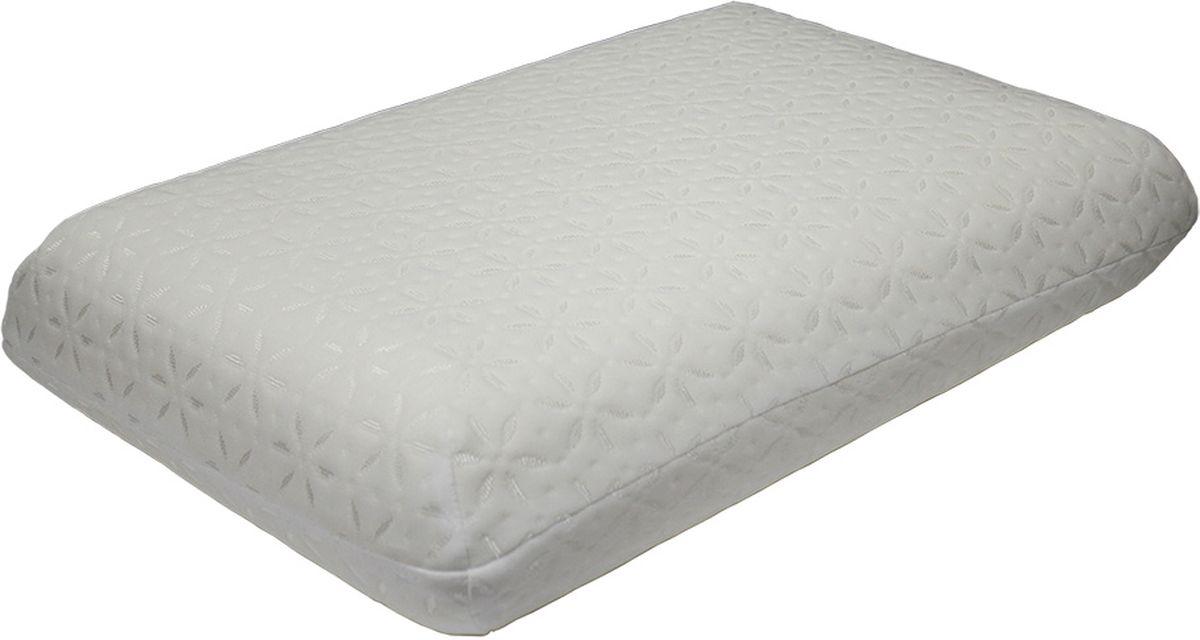 EcoSapiens Ортопедическая подушка с эффектом памяти Ortosleep, 60 х 40 х 13 см - Аптека