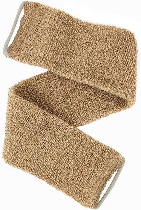 Мочалка-пояс массажная Riffi, вязаная. 203203Мочалка-пояс Riffi используется для мытья тела, отлично действует как пилинговое средство, тонизируя, массируя и эффективно очищая вашу кожу. Изготовлена из индийского льна - идеального материала для релаксирующего массажа. Для удобства применения пояс снабжен двумя веревочными ручками. Благодаря отшелушивающему эффекту мочалки-пояса, кожа освобождается от отмерших клеток, становится гладкой, упругой и свежей. Массаж тела с применением Riffi стимулирует кровообращение, активирует кровоснабжение, способствует обмену веществ, что в свою очередь позволяет себя чувствовать бодрым и отдохнувшим после принятия душа или ванны. Riffi регенерирует кожу, делает ее приятно нежной, мягкой и лучше готовой к принятию косметических средств. Приносит приятное расслабление всему организму. Борется со спазмами и болями в мышцах, предупреждает образование целлюлита и обеспечивает омолаживающий эффект. Натуральные биологически чистые материалы предохраняют от раздражений даже самую нежную и чувствительную кожу во время массажа. Характеристики:Материал: 70% индийский лен, 30% хлопок. Общая длина пояса (с учетом ручек): 93,5 см. Ширина пояса: 12,5 см. Размер упаковки: 30 см x 13,5 см x 4,5 см. Производитель: Германия. Артикул:203. Товар сертифицирован.