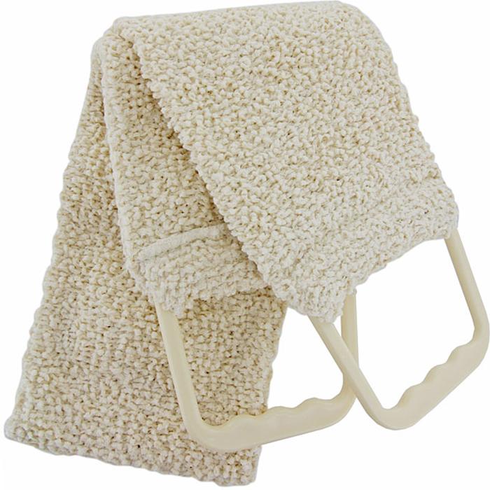 Мочалка-пояс Riffi, мягкая. 429429Мочалка-пояс Riffi используется для мягкого ухода за телом, обладает активным пилинговым действием, тонизируя, массируя и эффективно очищая вашу кожу. Мочалка из хлопкового шинила отличается особой мягкостью и при этом хорошо удаляет отмершие чещуйци кожи, делая одновременно с пилингом и легкий массаж. Для удобства применения пояс снабжен двумя пластиковыми ручками. Благодаря отшелушивающему эффекту мочалки-пояса, кожа освобождается от отмерших клеток, становится гладкой, упругой и свежей. Массаж тела с применением Riffi стимулирует кровообращение, активирует кровоснабжение, способствует обмену веществ, что в свою очередь позволяет себя чувствовать бодрым и отдохнувшим после принятия душа или ванны. Riffi регенерирует кожу, делает ее приятно нежной, мягкой и лучше готовой к принятию косметических средств. Приносит приятное расслабление всему организму. Борется со спазмами и болями в мышцах, предупреждает образование целлюлита и обеспечивает омолаживающий эффект. Особая мягкость и натуральные материалы мочалки позволяют использовать ее для самой нежной и особо чувствительной кожи. Характеристики:Материал: 90% хлопок, 10% полиэстер, пластик. Общая длина пояса (с учетом ручек): 93,5 см. Ширина пояса: 12,5 см. Производитель: Германия. Артикул:429. Товар сертифицирован.