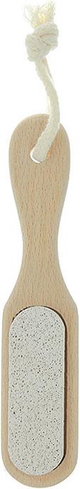 Пемза Riffi, на деревянной рукоятке593Пемза Riffi эффективно удалит огрубевшую, сухую кожу ступней и локтей, делая их мягкими и гладкими. Для удобства применения снабжена рукояткой из натурального дерева. Характеристики:Материал: натуральная пемза, дерево. Размер (без учета рукоятки): 8 см x 2,5 см x 2 см. Длина рукоятки: 9 см. Производитель: Германия. Артикул:593. Товар сертифицирован.Как ухаживать за ногтями: советы эксперта. Статья OZON Гид