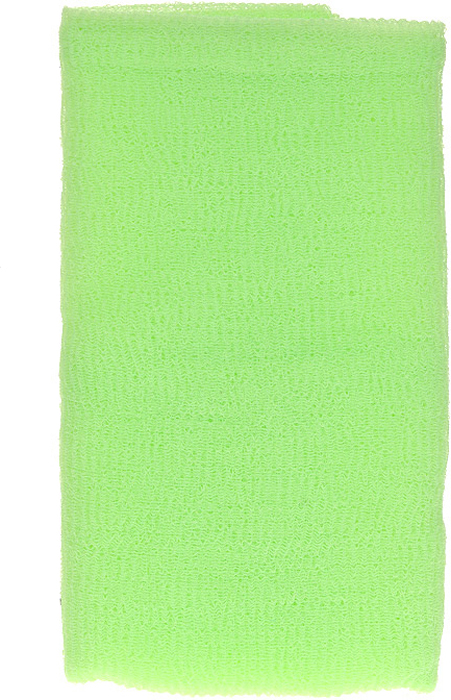 Ohe Мочалка для тела, массажная, жесткая, цвет: зеленый618635Объемное плетение нейлоновых нитей позволяет создавать нежную пену даже при минимальном количестве, используемого мыла. Применение этой мочалки, позволяет чувствовать себя прекрасно каждый день. Мочалка прекрасно массирует тело, очищает поры, стимулирует циркуляцию крови. После мытья мочалку необходимо очистить от остатков мыла и высушить.Характеристики:Материал: нейлон. Размер мочалки: 28 см х 110 см. Цвет: зеленый. Артикул: 618635. Производитель: Япония. Товар сертифицирован.