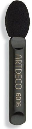 ARTDECO Аппликатор для теней Trio6016Двойной аппликатор с разными наконечниками, подходит для двойного и трио-футляра.Для многоразового использования. Можно мыть.Товар сертифицирован.