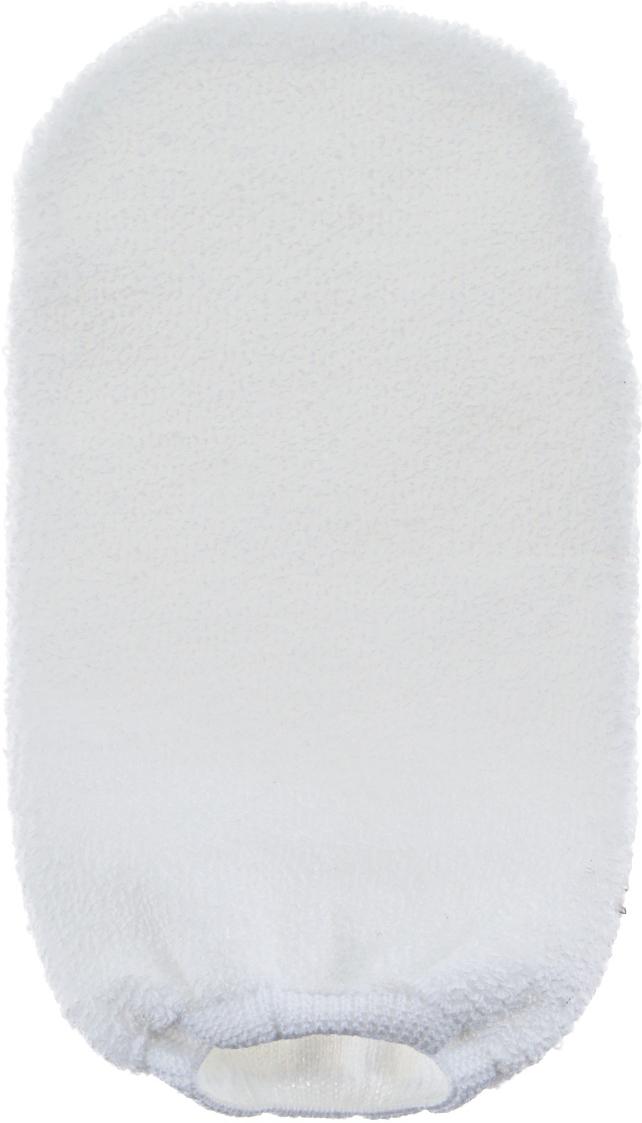 Мочалка-рукавица для лица Riffi мягкая, белый909_белыйСупермягкая косметическая мочалка-рукавица Riffi идеально подходит для нежной и глубокой очистки кожи лица. Исключительные свойства мочалки обеспечивает особое строение ее материала, каждая видимая нить которого состоит из более чем 250 микроволокон. Микроволокнистый материал обеспечивает эффективное снятие макияжа и глубокую очистку кожи лица без применения косметических средств. Особая мягкость мочалки позволяет использовать ее для самой нежной и особо чувствительной кожи. Riffi оживляет кожу, стимулирует кровообращение и обеспечивает омолаживающий эффект. Гипоаллергенная. Характеристики:Материал: 100% полиэстровое микроволокно. Размер мочалки: 20,5 см x 11 см. Артикул:909. Товар сертифицирован.