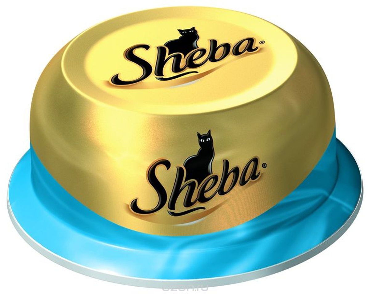 Консервы для взрослых кошекSheba, с сочным тунцом в нежном соусе, 80 г10205Консервы Sheba - предназначены для взрослых кошек, так как обогащены всеми необходимыми макро- и микроэлементами, способствующими укреплению организма вашего любимца.Это нежное лакомство - необыкновенный пример того, как простые ингредиенты могут стать настоящим произведением искусства в руках мастера. Превосходное филе свежего тунца дополнено изысканным соусом Sheba, а восхитительная тающая консистенция блюда не оставит равнодушной ни одну любительницу рыбки. Дайте кошке попробовать маленький кусочек. И она не сможет устоять.Состав: 50% рыбного филе, включая минимум 4% филе тунца, крахмал тапиоки. Пищевая ценность в 100 г: белки - 13 г, жиры - 0,7 г, зола - 0,5 г, клетчатка - 0,3 г, влага - 84 г. Энергетическая ценность в 100 г: 66 ккал.Товар сертифицирован.