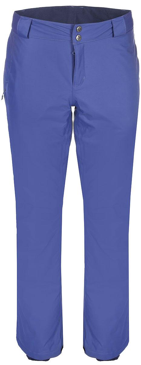 Брюки женские Columbia Bugaboo, цвет: синий. 1473621-508. Размер L (48)