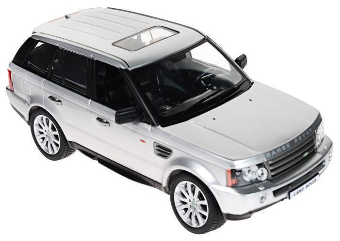 Rastar Радиоуправляемая модель Range Rover Sport цвет серебристый масштаб 1:14 руководящий насос range rover land rover 4 0 4 6 1999 2002 p38 oem qvb000050