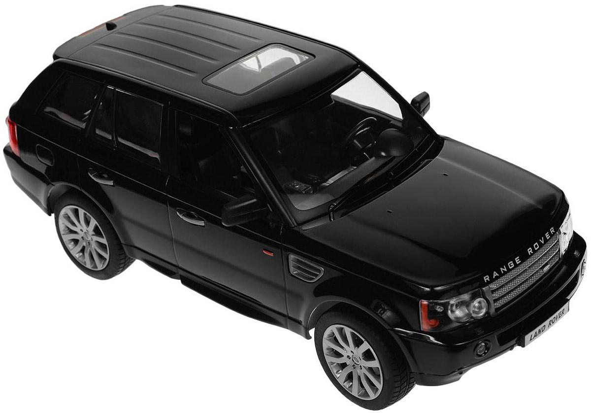 Rastar Радиоуправляемая модель Range Rover Sport цвет черный масштаб 1:14 rastar rastar радиоуправляемая машина mini cooper countryman jcw rx масштаб 1 14