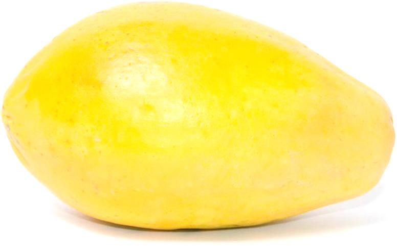 Папайя желтая, 1 шт310341Папайя особенно хороша в свежем виде в салате из фруктов, или в варенье. Иногда ее обрабатывают: засахаривают или варят, как овощ. Мякоть фрукта можно есть ложкой, предварительно полив лимонным соком. Плоды папайи богаты витаминами и микроэлементами. Мякоть папайи содержит папаин - растительный фермент, улучшающий процессы пищеварения. Уважаемые клиенты! Обратите, пожалуйста, внимание: изображение товара на сайте может отличаться от фактического вида товара. Фото представлено для визуального восприятия товара.