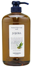 Lebel Natural Hair Шампунь с маслом жожоба Soap Treatment Jojoba, 1000 мл
