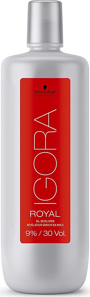 Igora Royal 9% Лосьон-окислитель 1000 мл schwarzkopf professional sp лосьон окислитель igora vibrance 1000 мл 1 9 4